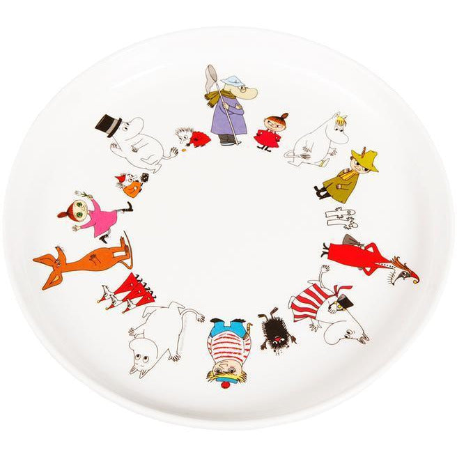 Moomin Plate Moomin Friends - .