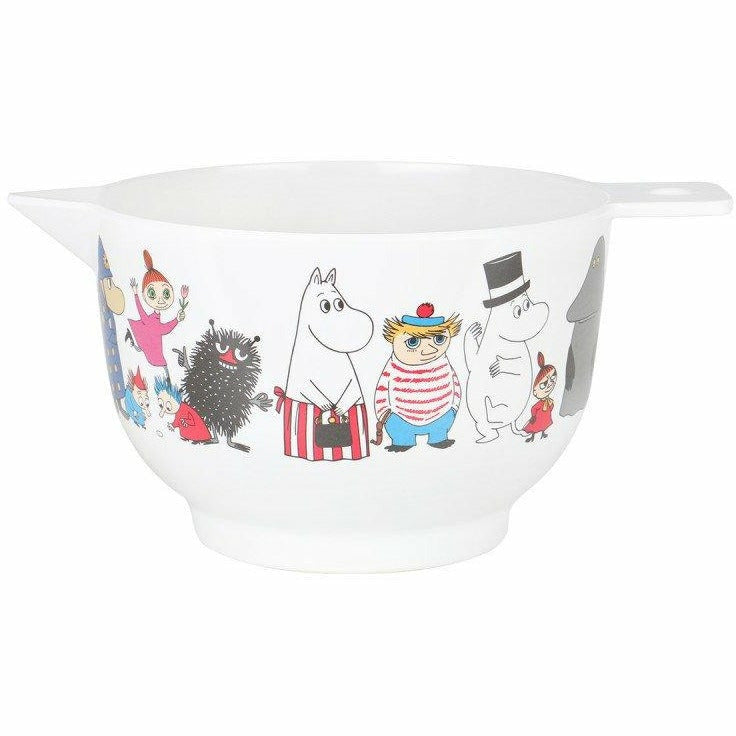 Moomin Characters Melamine Bowl S