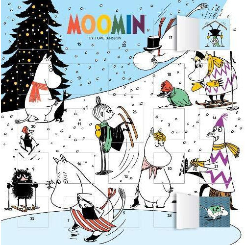 Moomin Snowy Advent Calendar 2019