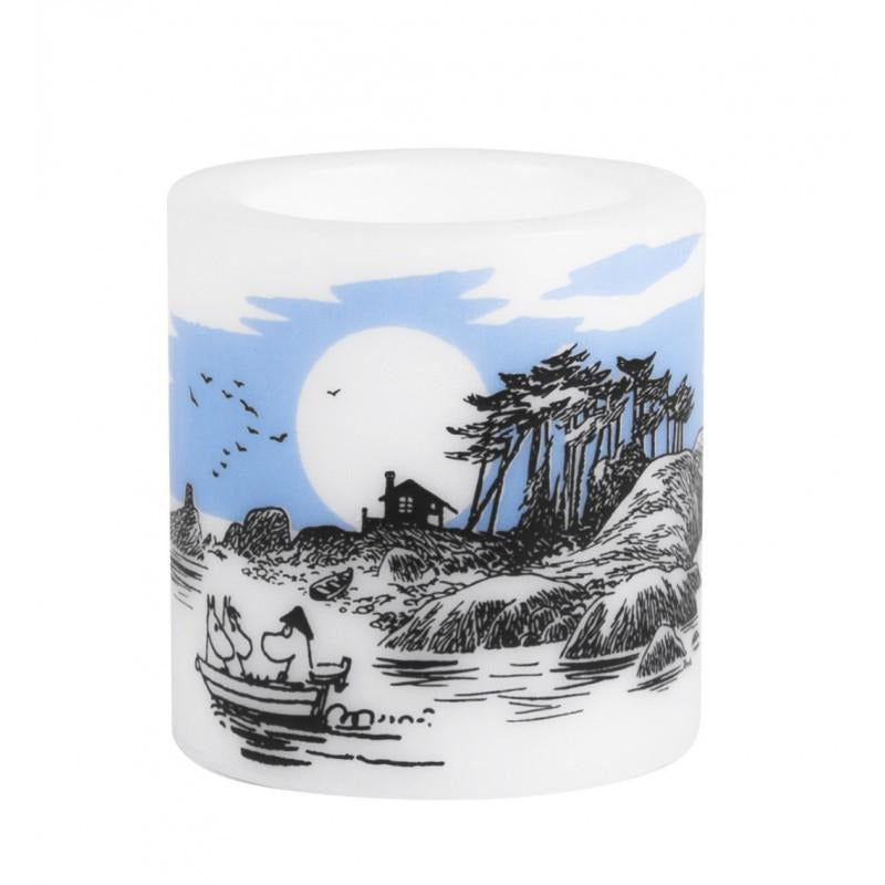 Moomin Candle Island small - .