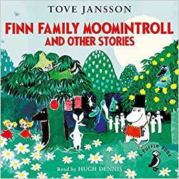 Audio Book Finn Family Moomintroll and Other Stories read by Hugh Dennis - .