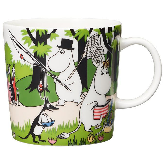 Moomin Summer Mug 2018 Going On Vacation