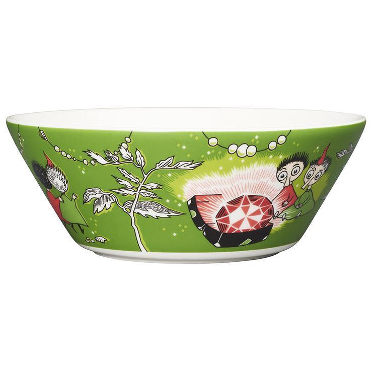 Moomin Bowl Thingumy & Bob & King's Ruby - .