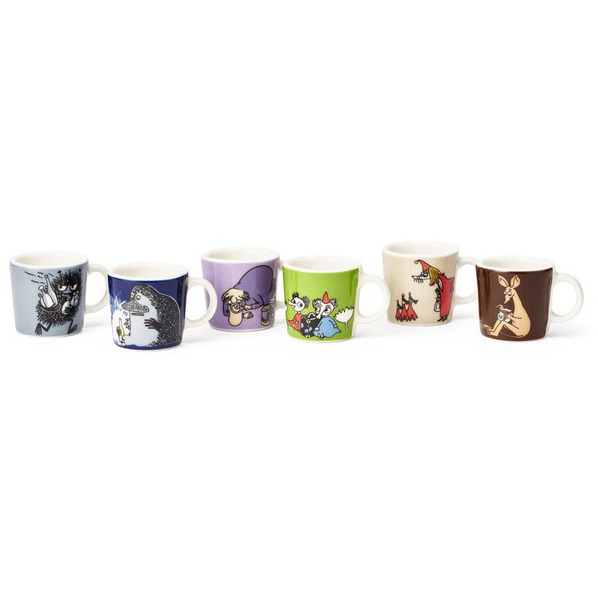 Collector's Moomin mini mug set 2020