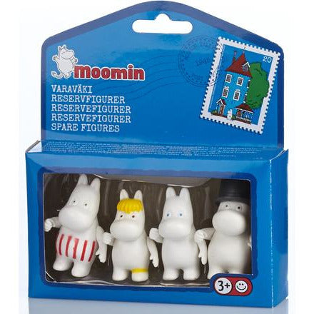 Figurine Set Moomin Family - .