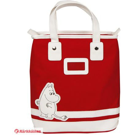 Moomin Retro Bag Red Moomintroll