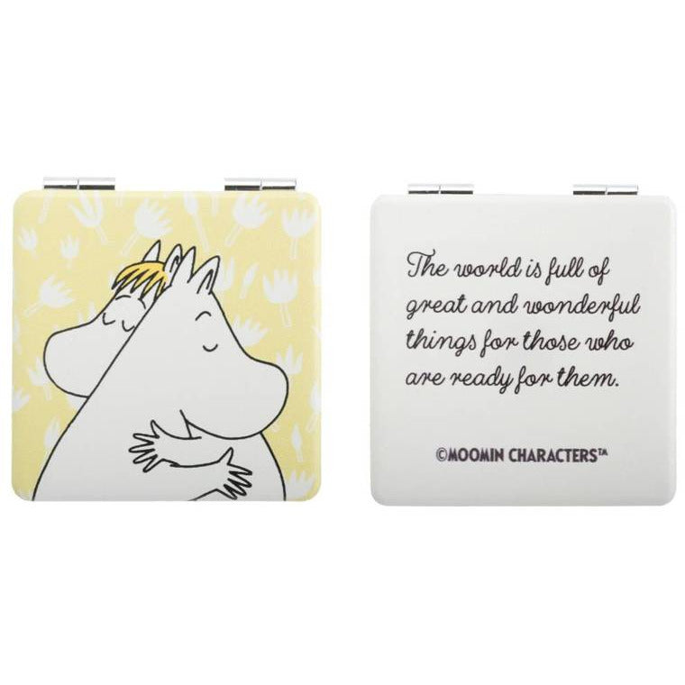 Moomin Hug Pocket Mirror