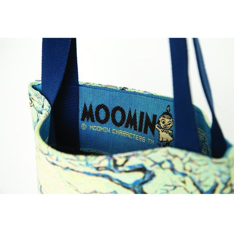 Jacquard bag colour Midwinter - .