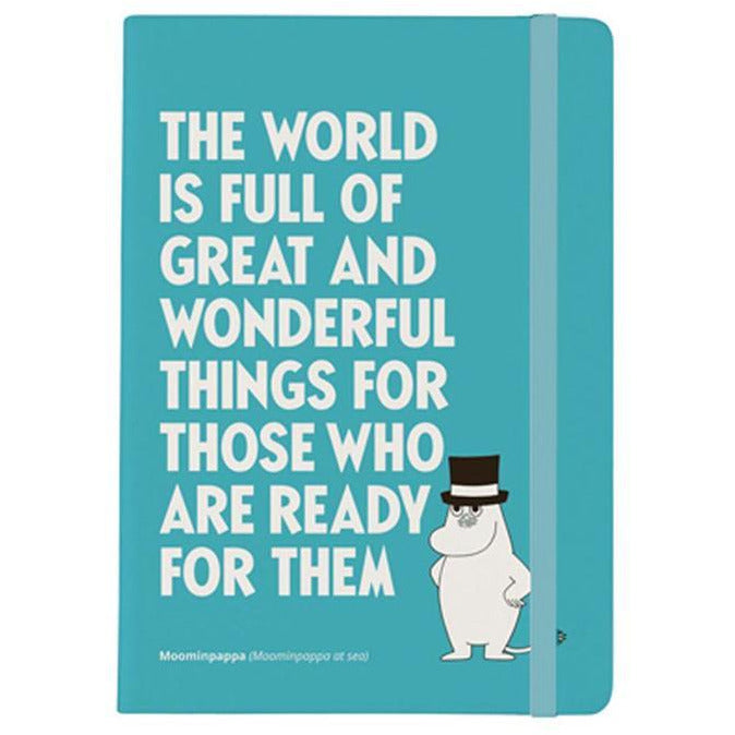 Soft Cover Notebook Great and Wonderful - .