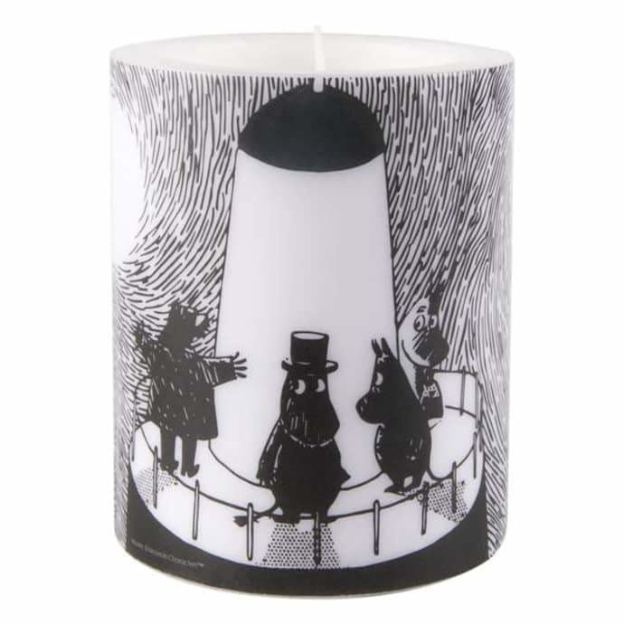 Moomin Candle Lighthouse large - .