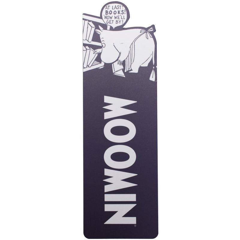 Moomin Bookmark - At Last! Books! - .