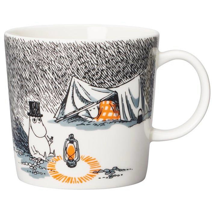 Moomin Mug Sleep Well / True To Its Origins - .