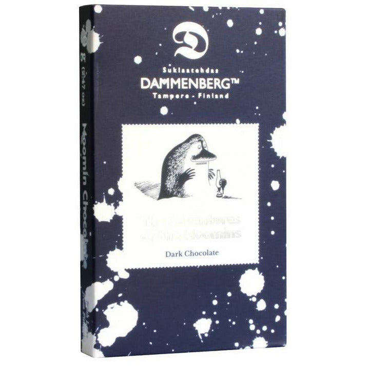 Dammenberg Moomin Dark Chocolate - .