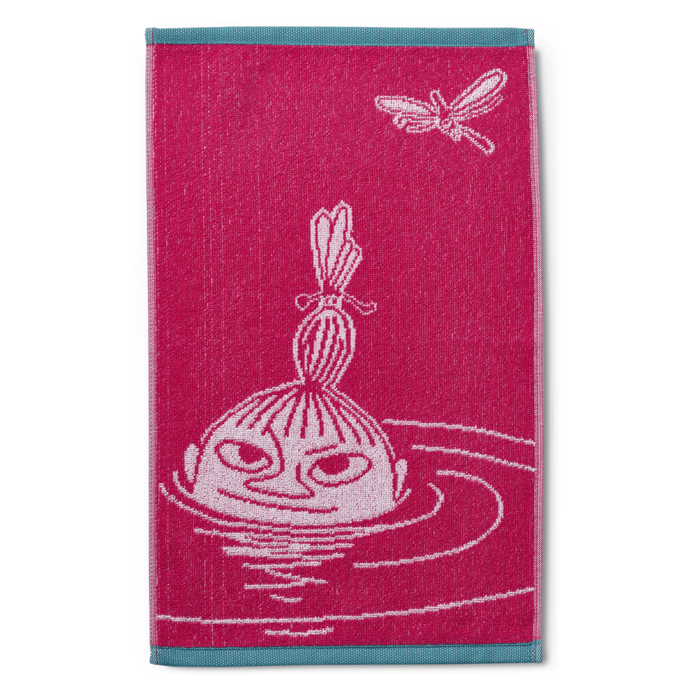 Hand Towel Little My Pink - .