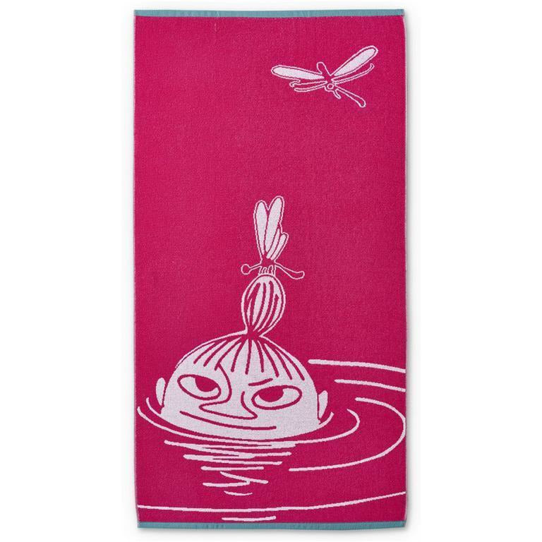 Bath Towel Little My In Pond - .