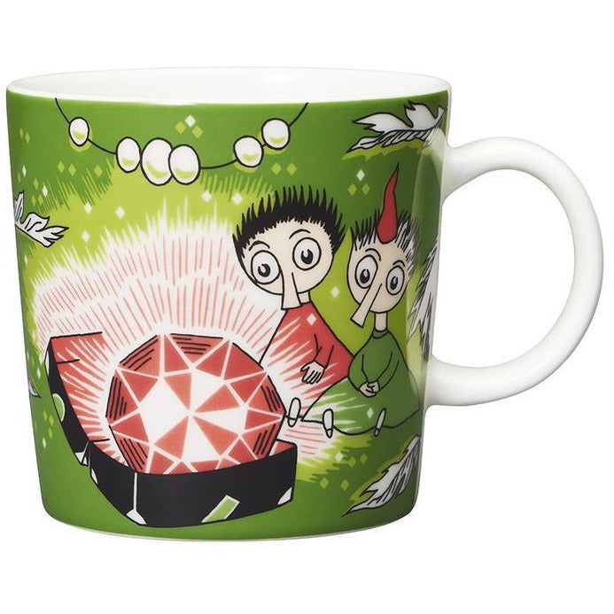 Moomin Mug Thingumy & Bob & King's Ruby - .