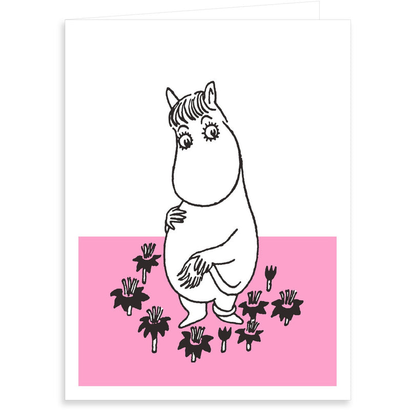 Greeting Card Snorkmaiden - .