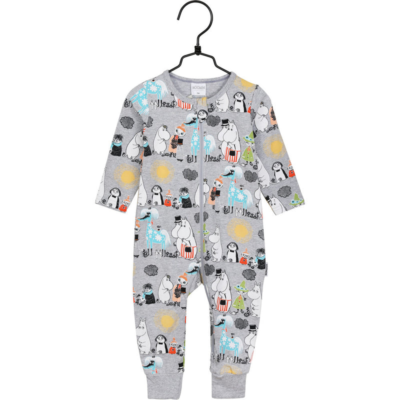 Kids' Pyjamas Summer Day Grey 80