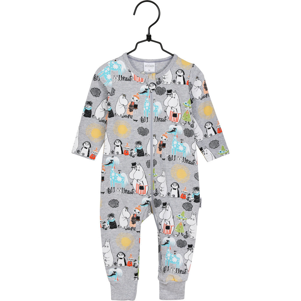Kids' Pyjamas Summer Day Grey 86