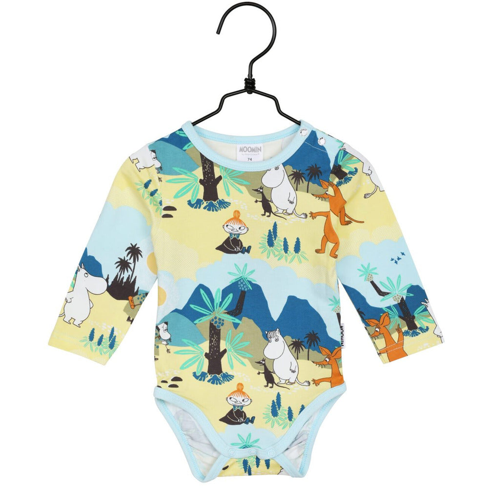 Kids' Body Tropical Green 86