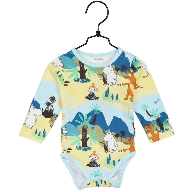 Kids' Body Tropical Green 74