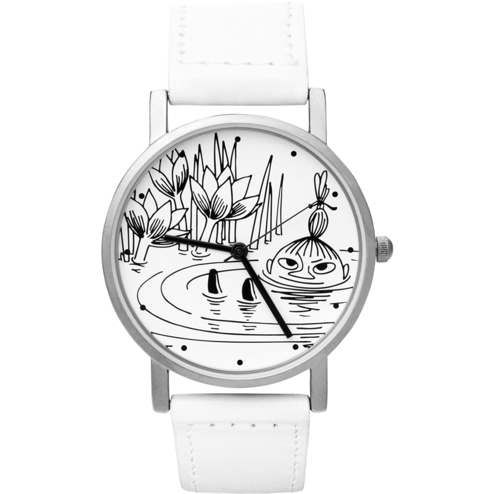 Wristwatch L Little My In Pond