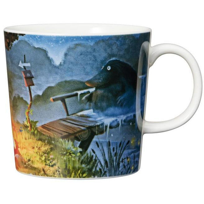 Moomin Mug Night of The Groke - .