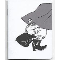 Moomin Mini Notebook Little My Biting