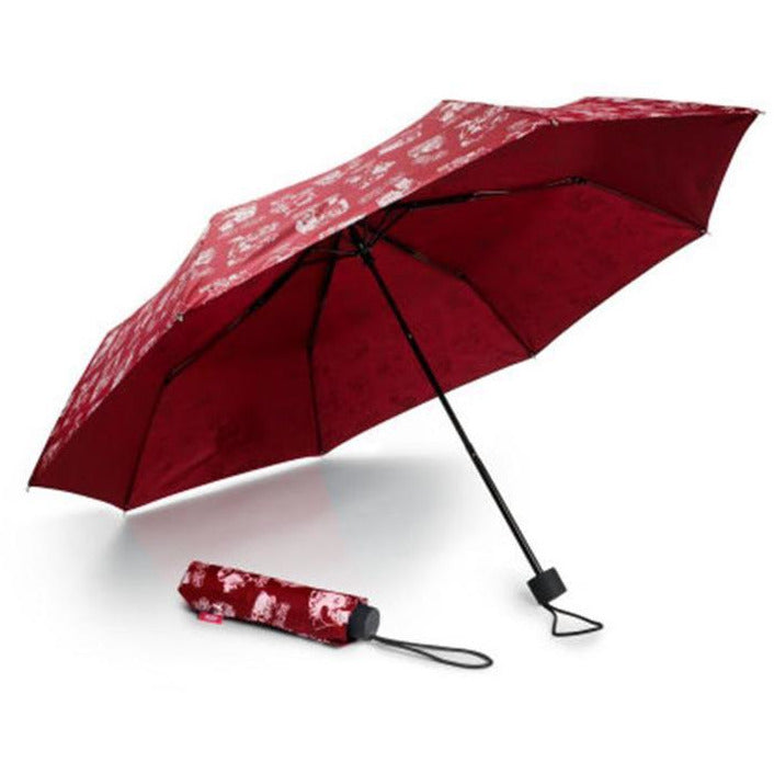 Moomin On Vacation Red Umbrella - .
