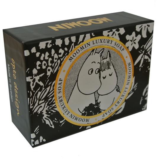 Moomin Soap Moomintroll and Snorkmaiden - .