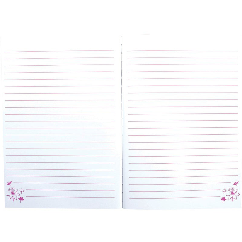 A6 Notebook All Responsibilities Moominpappa Blue - .