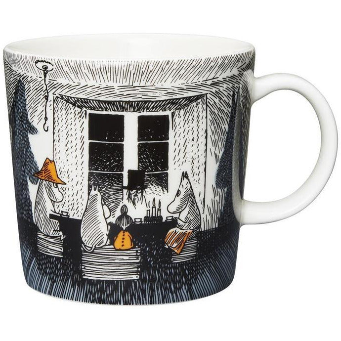 Moomin Mug True To Its Origins - .