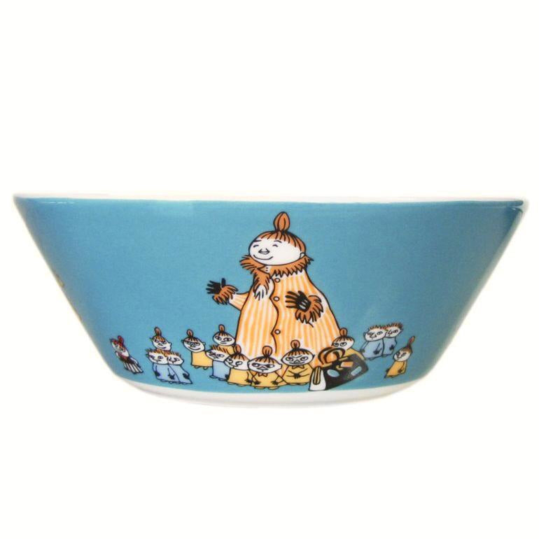 Moomin Bowl Mymble's Mother - .