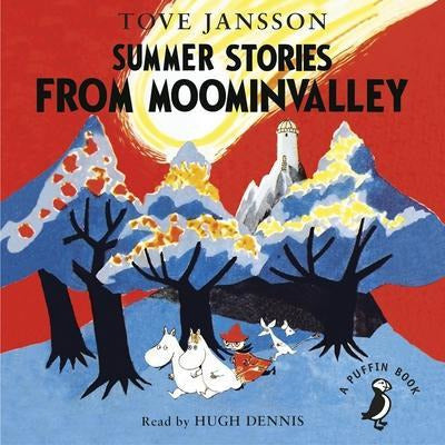 Audio Book Summer Stories from Moominvalley read by Hugh Dennis - .
