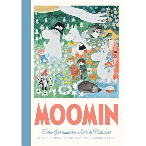 MOOMIN - Tove Jansson's Art & Pictures