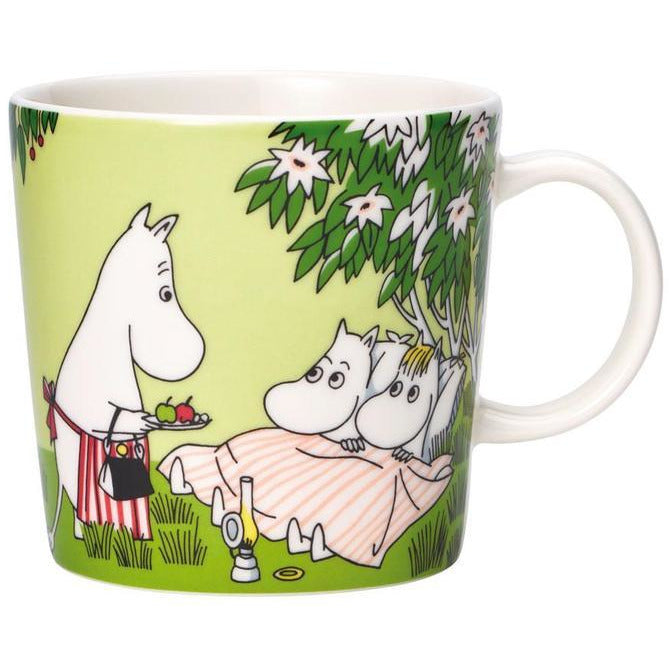Moomin Summer Mug 2020 Relaxing - .