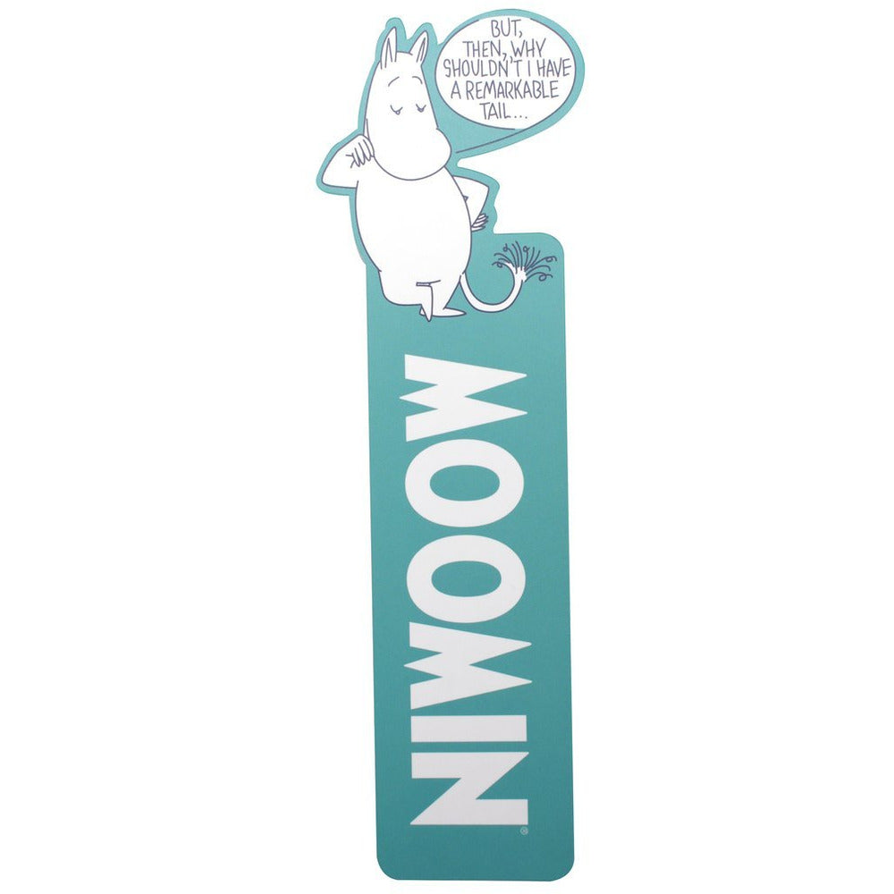 Moomin Bookmark - Remarkable Tail - .