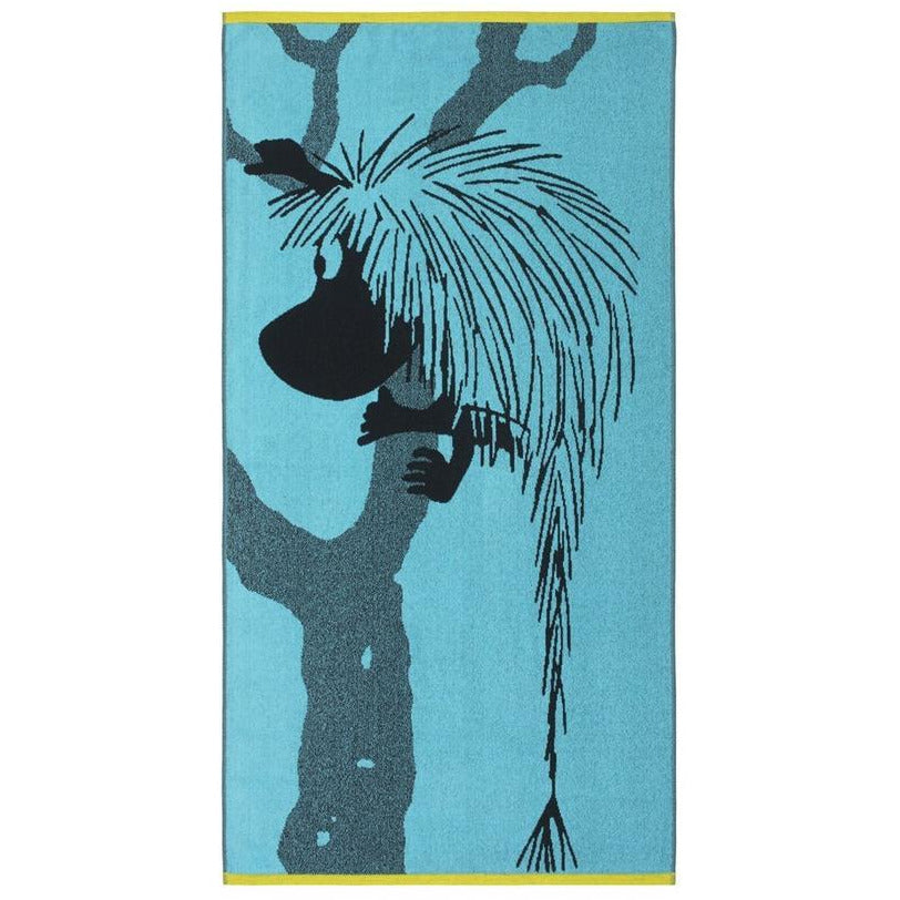 Bath Towel Ancestor Teal - .