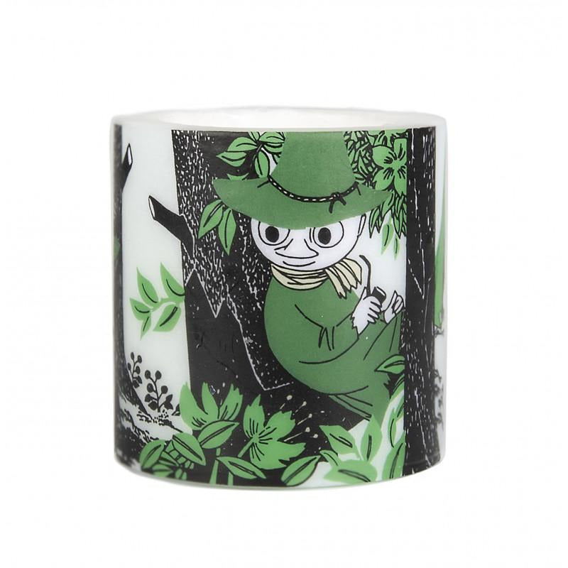 Moomin Candle Snufkin small - .