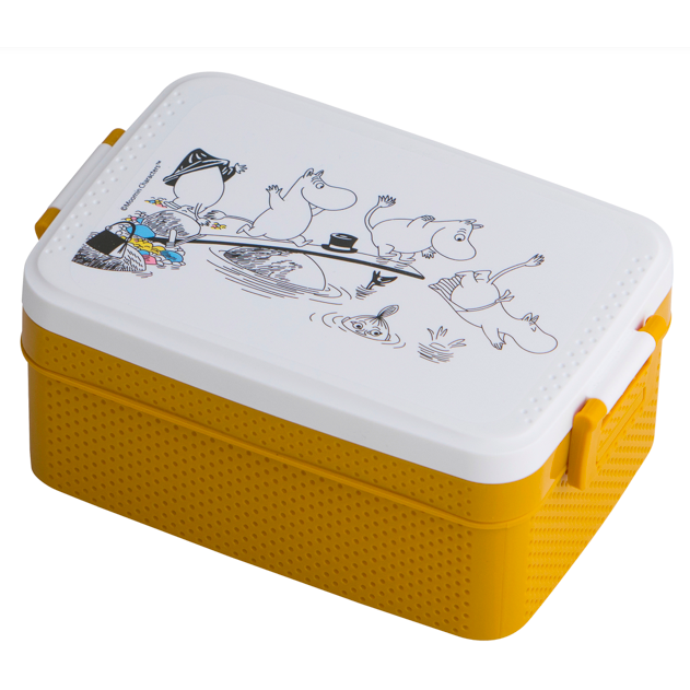 Moomin Lunch Box Mustard