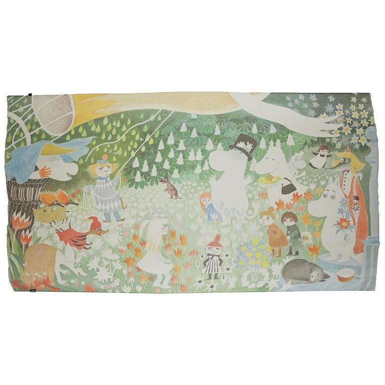 Moomin Dangerous Journey Scarf - .