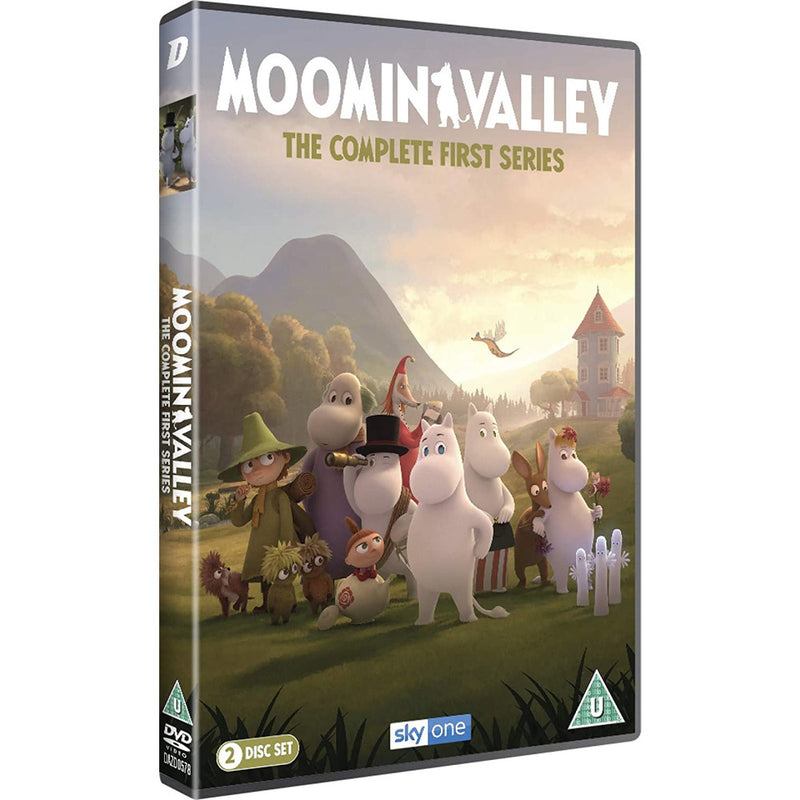 Moominvalley Complete Series 1 - DVD - .
