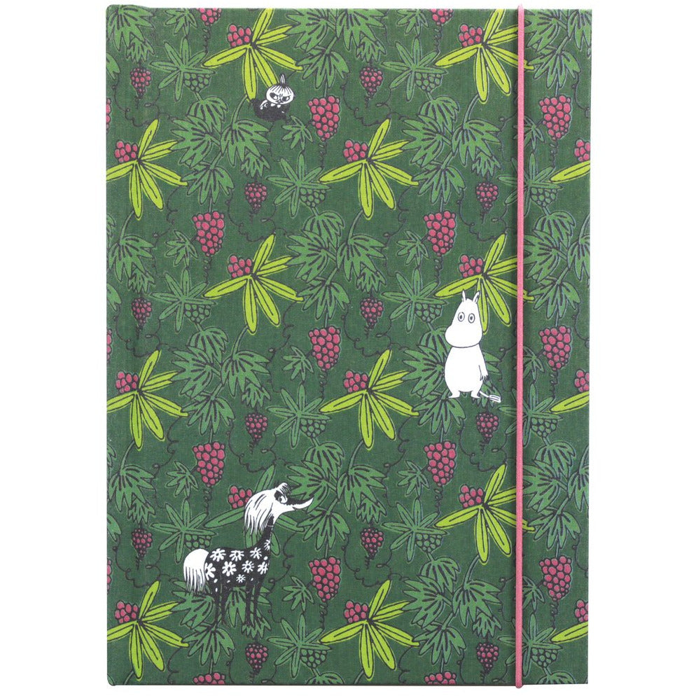 Moomin A5 Notebook - Lost In The Valley - .