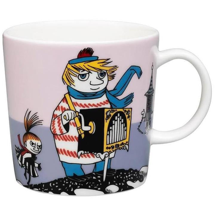 Moomin Mug Too-Ticky Violet - .