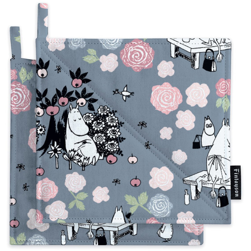 Pot Holder Moominmamma Dreaming 2 pcs - .