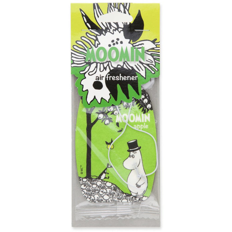 Air Freshener Green Moominpappa - .