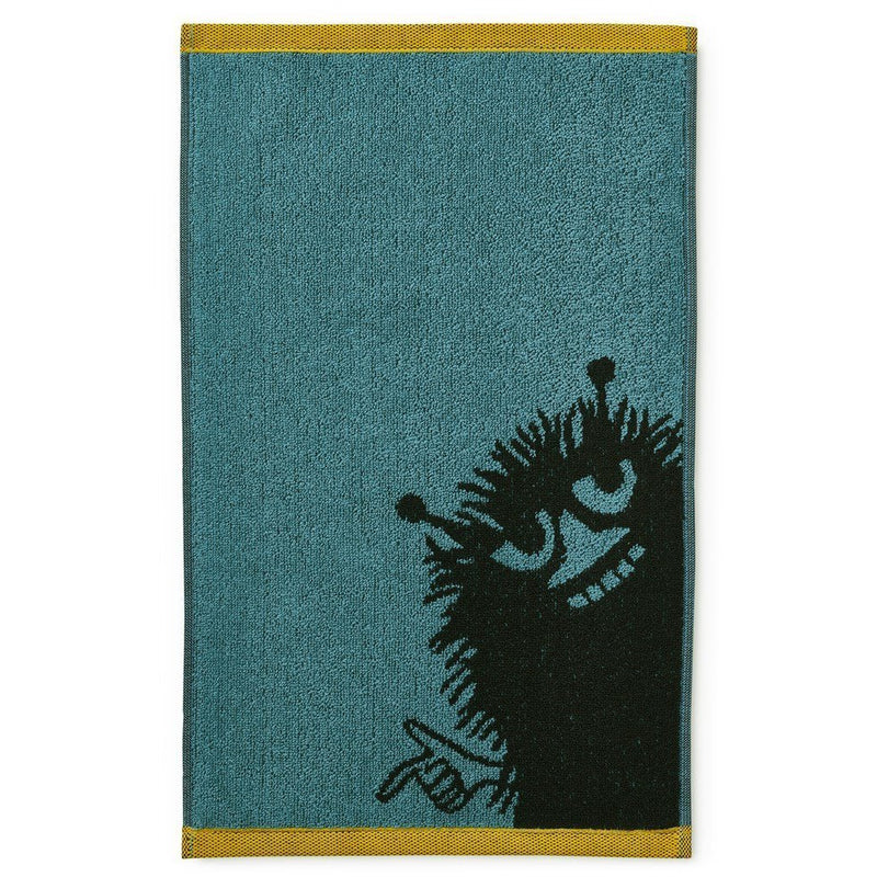 Hand Towel Stinky Petrol Green - .
