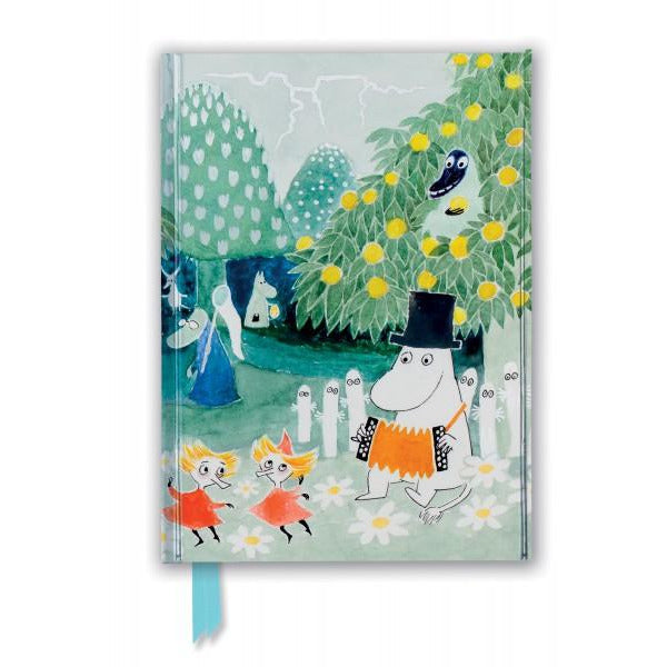 Finn Family Moomintroll Journey (Foiled Journal) Notebook - .