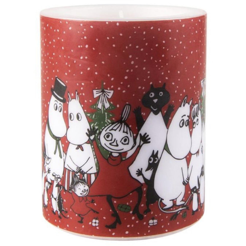 Moomin Candle Winter Magic large - .