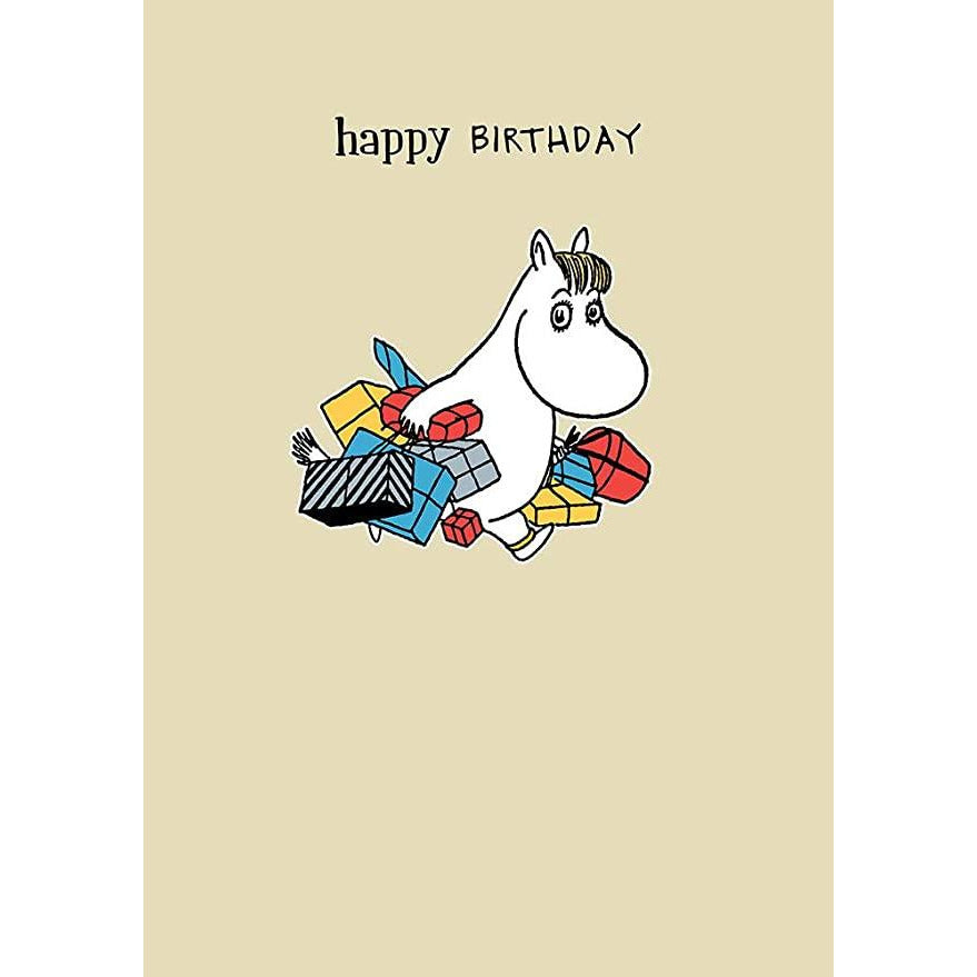 Birthday Card Snorkmaiden - .